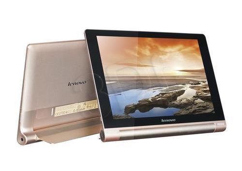 """Lenovo Yoga B8080 Snapdragon 400 (Quad Core, 1.6 GHz) 2GB 10,1"""" (1920x1200) 16GB Adreno 305 WiFi A4.3 Gold 59-412244 (WYPRZEDAŻ)"""