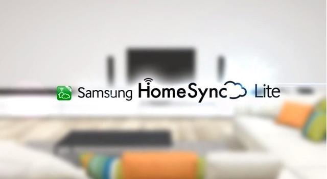 Samsung HomeSync Lite - nowoczesna multimedialna aplikacja