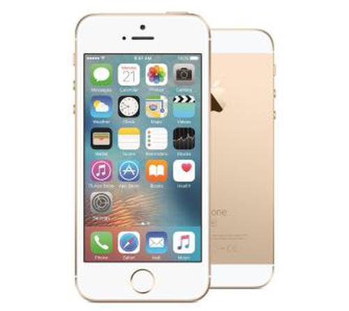 Apple iPhone SE 128GB (złoty)