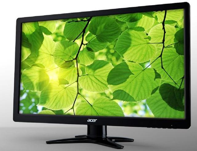 Seria monitorów Acer G6 - bardzo cienka konstrukcja,  wyjątkowa jakość obrazu