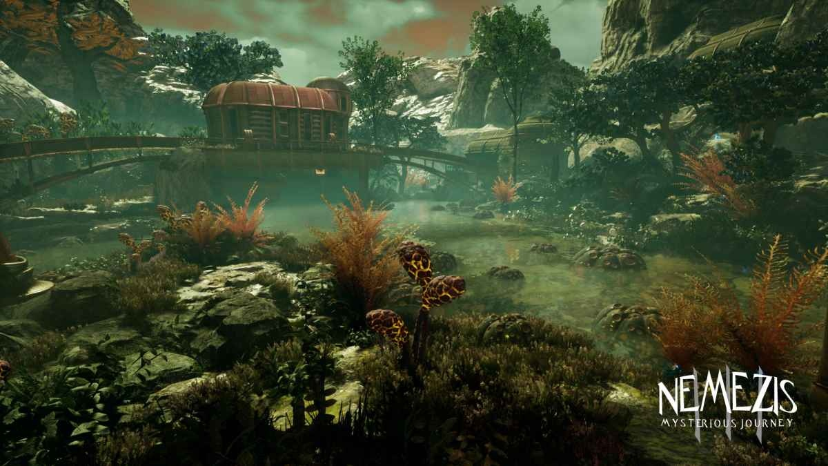 Nemezis: Mysterious Journey III - Piękna planeta