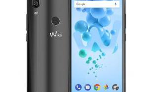 Wiko View 2 Pro (antracyt)