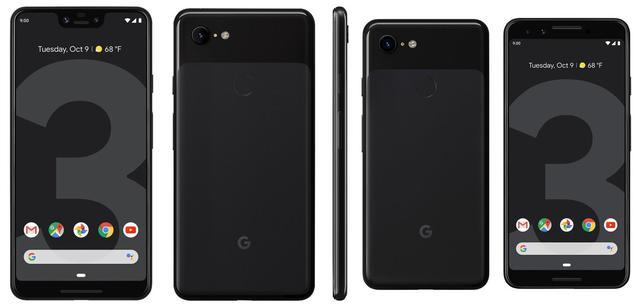 Pixel-3-XL-czarny