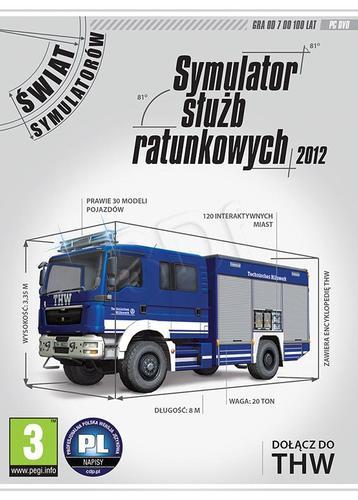 Symulator służb ratunkowych 2012
