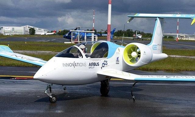 Elektryczny Samolot - Czy Nadchodzi Przełom w Lotnictwie?