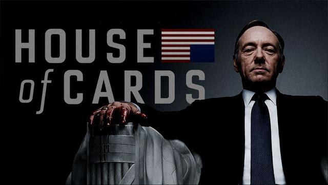 House of Cards - flagowy serial od Netflixa