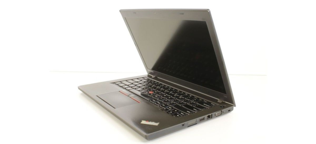 Lenovo T450 - laptop z dwiema bateriami