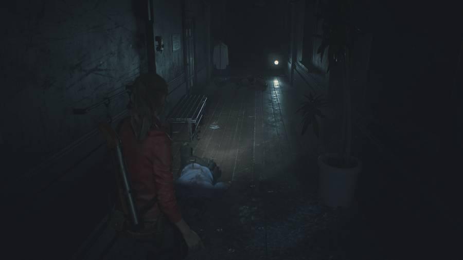 Resident Evil 2 - Czy tutaj jest strasznie?