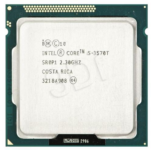 intel CORE I5 3570T 2.3 GHz LGA1155