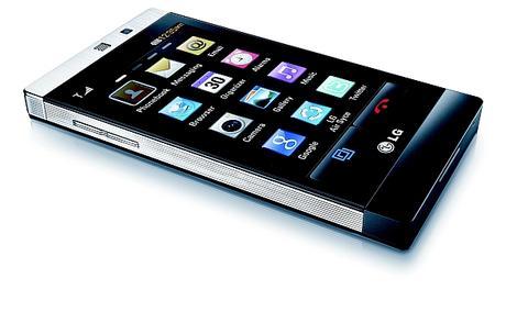 LG Mini GD880 - mini jest znowu trendy
