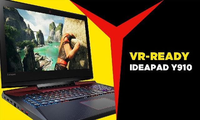Lenovo Ideapad Y910 - Idealny Laptop do VR?