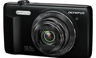 OLYMPUS VR-370 CZARNY