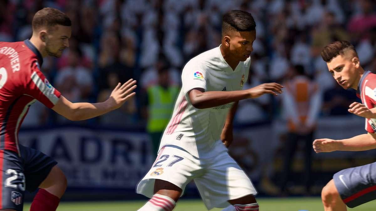 FIFA 21 - Symulator piłkarski
