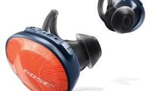 Bose SoundSport Free (jasnopomarańczowy) - RATY 0%