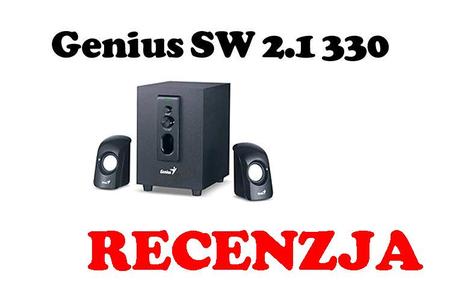 Genius SW-2.1 330 [RECENZJA]