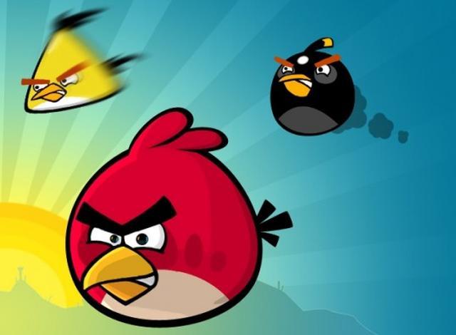 Angry Birds dla telewizorów Samsung Smart TV – pierwsza interaktywna gra sterowana gestami