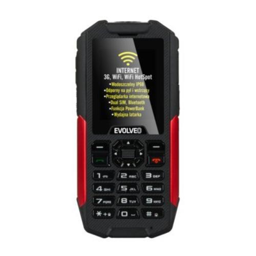 Evolveo StrongPhone X3 IP 68 wytrzymały Dual SIM
