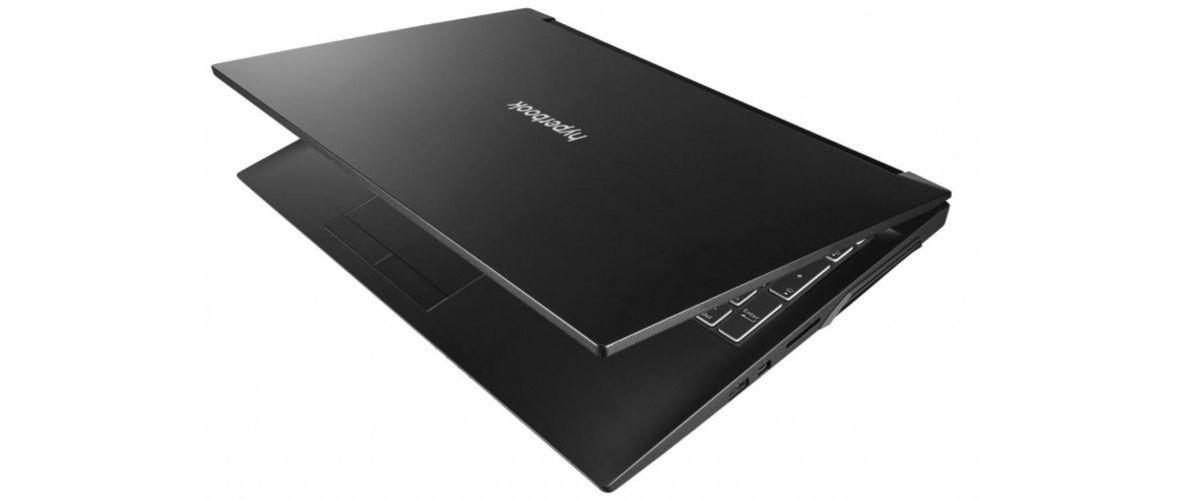 Hyperbook NH5 - klapa matrycy
