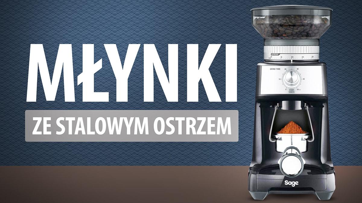 Jaki młynek do kawy ze stalowym ostrzem? |TOP 5|
