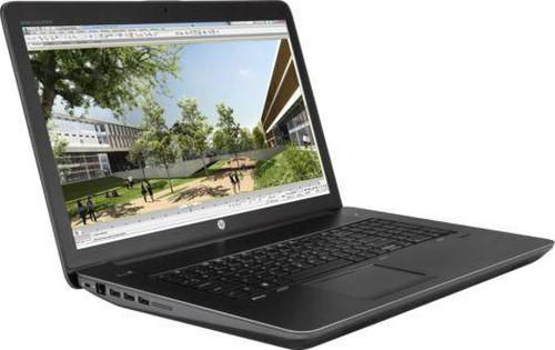 HP Inc. ZBook17 G4 i7-7820HQ 256+1TB/16/W10P 1RQ80EA