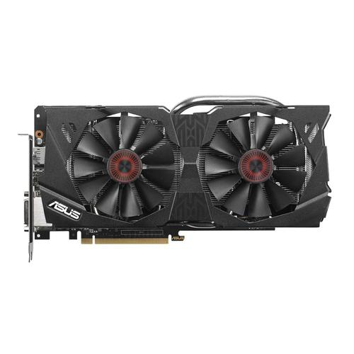 Asus GeForce CUDA GTX970 STRIX 4GB DDR5 PCI-E 256BIT 2DV/HD/DP