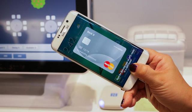 Usługa Samsung Pay na Smartfonie Samsung Galaxy S6 edge+