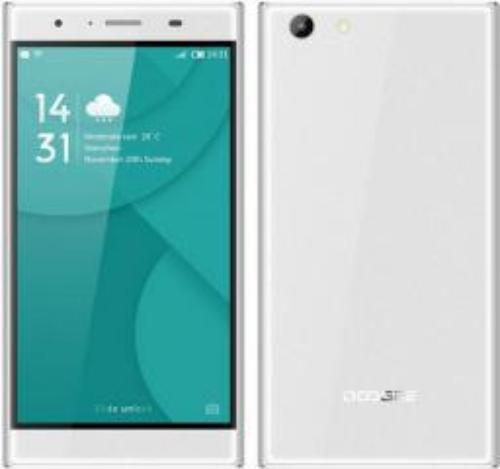 Smartfon DooGee Y300 Dual SIM Biały