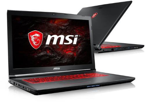 MSI GV72 i7-8750H/8GB/120+1TB GTX1060 120Hz