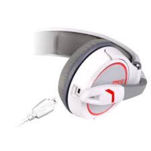 Thermaltake Tt eSPORTS Słuchawki dla graczy - Cronos White Neodymium Magnet
