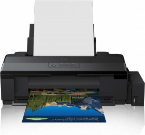 Epson Drukarka ITS L1800 A3+/6-ink/1.5pl/15ppm/12.5kg