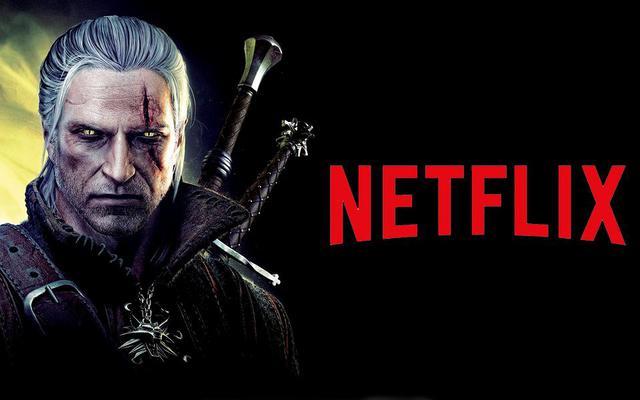 Netflix Wiedźmin