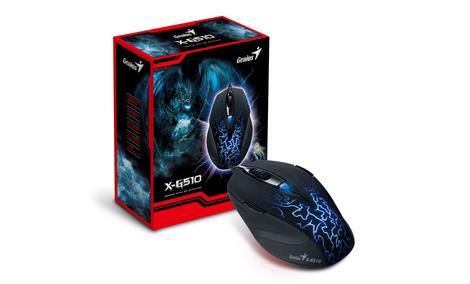 X-G510 – gamingowa mysz dla     wszystkich