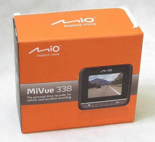 Mio MiVue 338 fot1