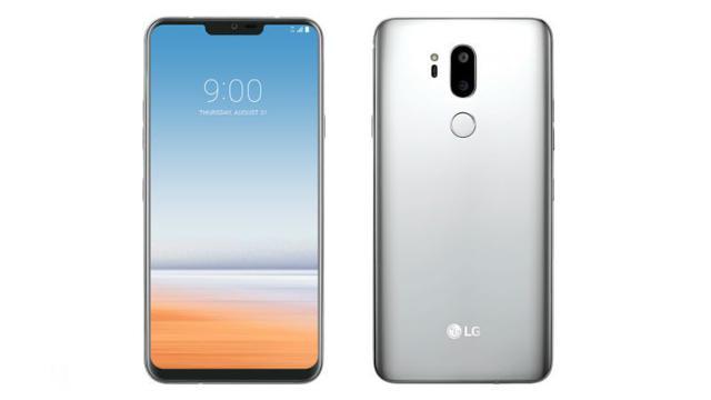 LG G7 leaked