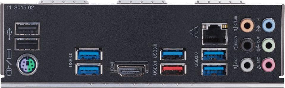 Gigabyte Z390 GAMING X s1151 4DDR4 HDMI/M.2 ATX
