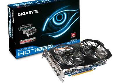 Radeon HD7850 Gigabyte [TEST]
