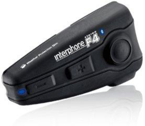 BlueAnt Interphone F4