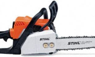 Stihl MS 170 D