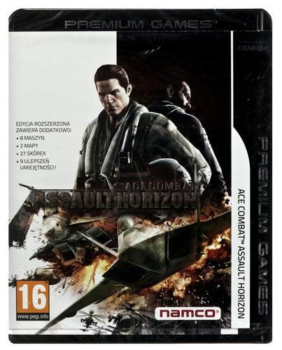 NPG Ace Combat Assault Horizon Ed Roz