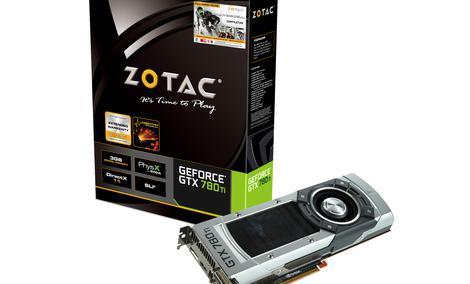 ZOTAC prezentuje zaawansowaną kartę graficzną ZOTAC GeForce GTX 780 Ti