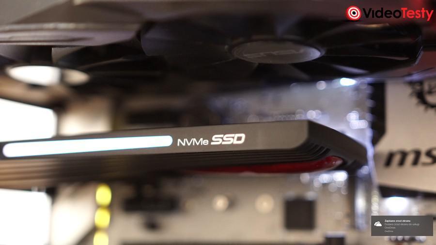 Plextor M9PeY 512 GB - RGB