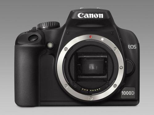 CANON EOS 1000D (EF18-55 DC)