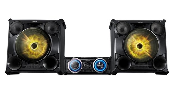 Samsung Giga Sound MX-HS8000 - idealny zestaw audio na imprezę lub do TV