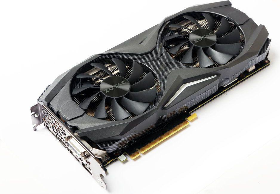 Zotac GeForce GTX1070 AMP Edition 8GB GDDR5 (256 bit) DVI, HDMI, 3x