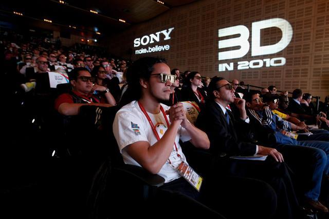 FIFA i Sony Corporation - mundial w 3D