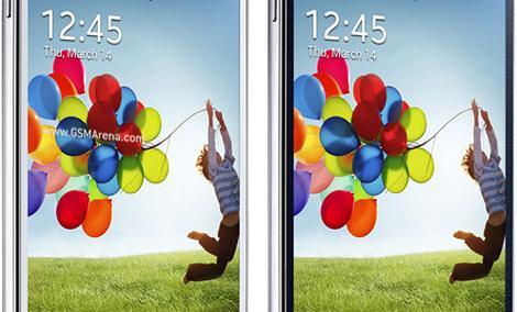 Ćwicz, rywalizuj i pomagaj razem z Samsung GALAXY S4