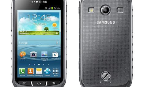 Samsung Galaxy Xcover 2 - nowy, wytrzymały smartfon