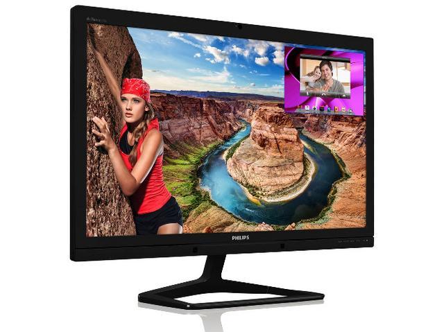 Domowa rozrywka w jakości Quad HD z monitorem PHILIPS 272C4