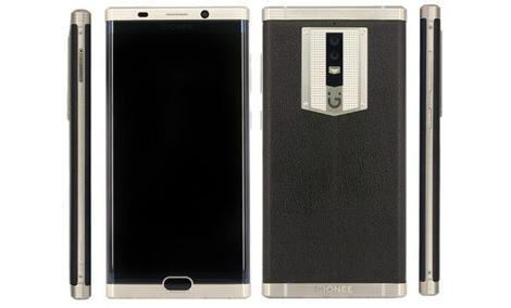Gionee M2017 - Smartfon z Dwoma Akumulatorami