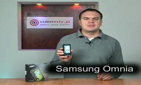 Samsung i900 Omnia [TEST]
